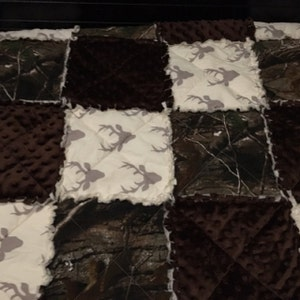 Rag Quilts Baby Blankets Primitive Decor And By