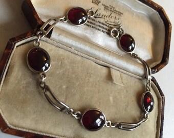Vintage Silver Bracelet, stunning piece