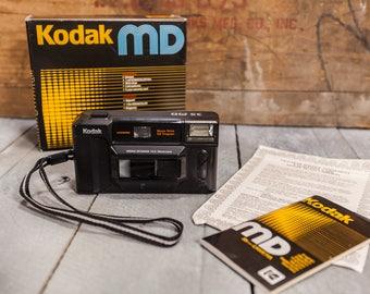 Vintage Kodak MD 35mm Camera Photo Prop Photography Decor