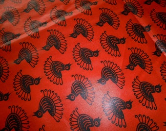 Hitarget Wax Print from Ghana Africa, by the half yard