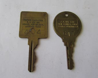 Vintage Hotel Keys Canyon Hotel Palm Springs & Kenner New Orleans Key