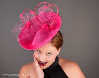 Headpiece Pure Pretty Pink Passion