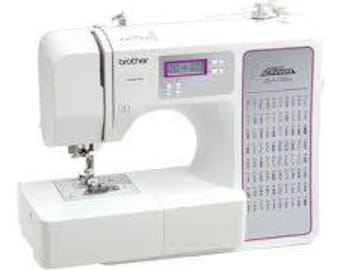Brother™ CS8800PRW Project Runway™ Computerized Sewing Machine