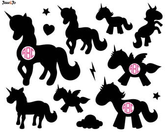 Unicorn Svg,Unicorn silhouette Svg,Unicorn svg files,Unicorn vector,Pony Svg,Unicorn cut files,Unicorn SVG Cricut,Unicorn party svg dxf png