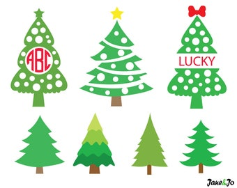Christmas tree svg,Christmas tree monogram svg,christmas tree clipart,Christmas svg tree vector,christmas tree cut file svg, xmas tree svg