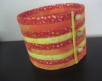 fabric storage basket, fabric storage bin, fabric bowl