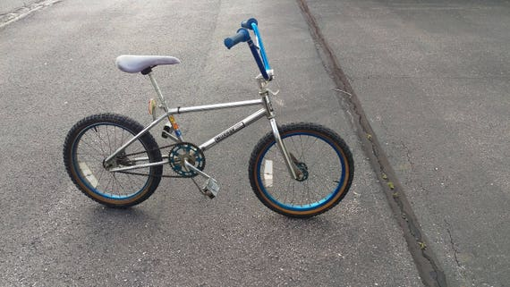 Vintage Murray Bike Bicycle Bmxtrack Certified80s Bmx