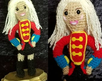 The Entertainer Britney Doll, part of The Britney collection