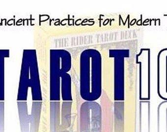 Tarot 101 Class