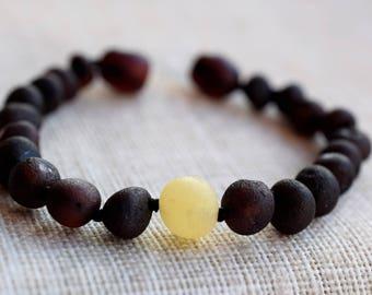 Amber bracelet, Baby Teething bracelets. Baltic amber. Baltic amber bracelet. Baby amber bracelet. Baby amber teething bracelet. Anklet.