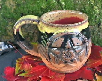 Fire Witch Mug