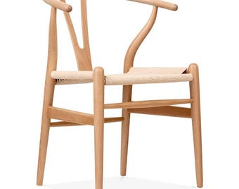 Wishbone chair, Hans Wegner, oak wood