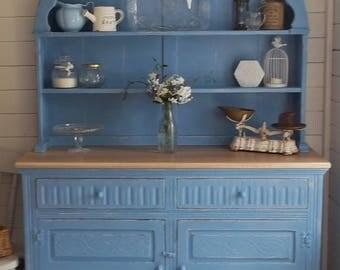 Vintage Painted Jaycee Dresser