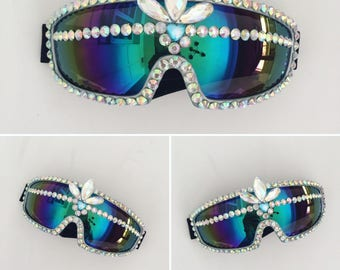 ON SALE!!Burning Man Goggles, Aviator goggles. Anti-Dust Goggles.Ski Goggles,motorcycle goggles