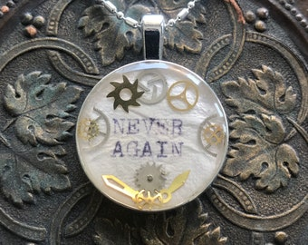 Never Again Necklace