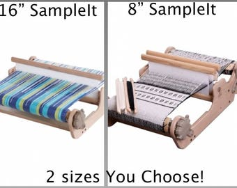 """IN STOCK for Christmas New 10 & 16"""" Inch Ashford SampleIt Loom, Stand or Combo Instant 10 Dollar Coupon Super Fast Shipping!"""