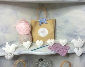 Beginners Crochet Granny Square Kit
