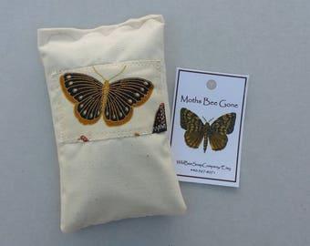 Moths Bee Gone, Moth Repellant Sachet, Sachet, Clothes Sachet, Moth Sachet