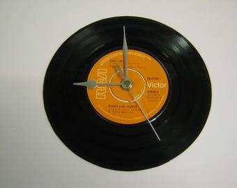 """Sad Café """"Everyday Hurts"""" Special Unique 7"""" Vinyl Record Wall Clock Gift"""