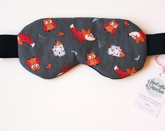 Sleeping mask - model Fox