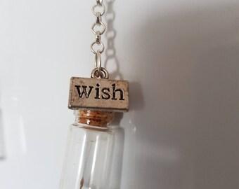 Mini bottle wishes
