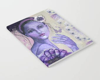 Ballet Dreams lined Notebook