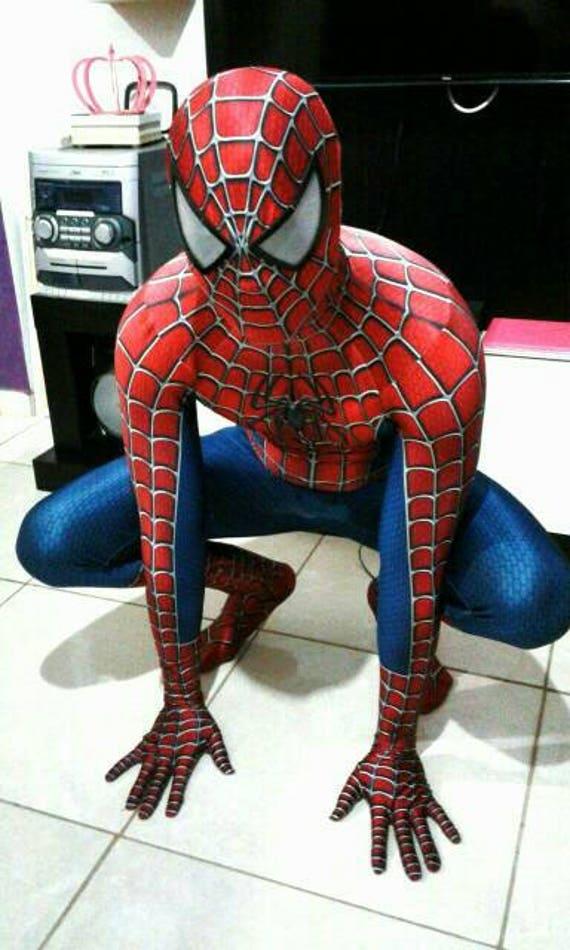 Replica Spider-Man costume-Sam Raimi