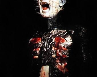 ON SALE NOW: Hellbound - Hellraiser Ii 2 Movie Poster Horror Pinhead Cenobite