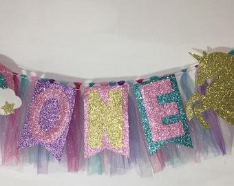 unicorn banner Tassel Garland, cake smatch , unicorn birthday  party, princess rainbow party, guirnalda de unicornio, baby first birthday