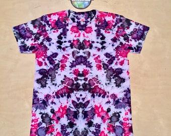 Large Kaleidoscopic Apparel tie dye shirt