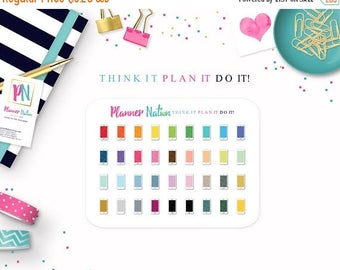 40% OFF 36 Smart Phone / Cell Phone Planner Stickers - Perfect for Erin Condren, Happy Planner, Filofax, Plum Planner, Kikki K and more!