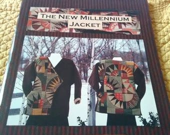 The NEW MILLENNIUM JACKET by Eileen Chapman Gorgeous Quilted Coat