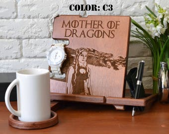 Mother of Dragons holder mother of dragons necklace stand mother of dragons shirt art tshirt t shirt sweatshirt costume print