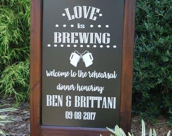 Wedding Sign, Chalk Board, Wedding Chalkboard signs, Wedding Chalk board Sign, Chalk board Easel, Shabby Chic, Baby Shower, Store Front