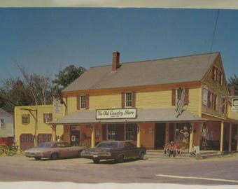 The Old Country Store Postcard