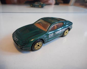 Matchbox Aston Martin DB7 in Green
