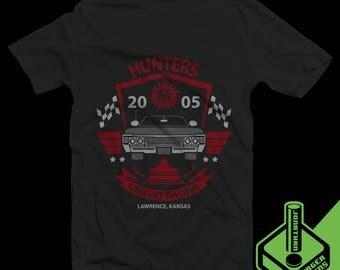 Hunters Circuit Racing T-Shirt