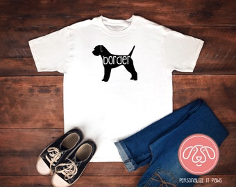 border terrier youth T-Shirt