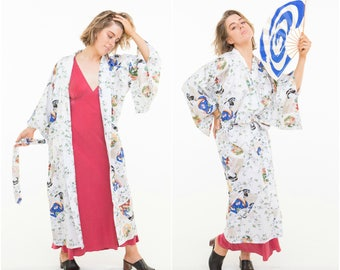 Memoirs of a Geisha / Japanese Robe / One Size