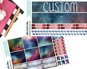 Custom You Pick Month Space Monthly Kit for ECLP