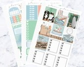 PRE-SALE! Home Essentials Kit (Glam Planner Stickers for Erin Condren Life Planner)