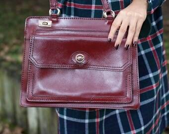 vintage handbag 70s