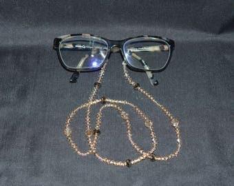 Swarovski crystal golden shadow crystal watch