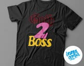 Goth to Boss T-shirt