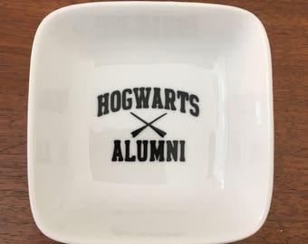 Hogwarts Alumni Jewelry Dish