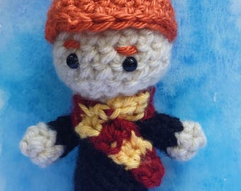 Crochet Harry Potter Inspired Ron Weasley