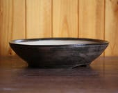 Black brown 26cm pot