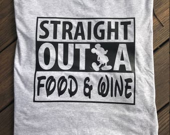 Straight Outta Food and Wine