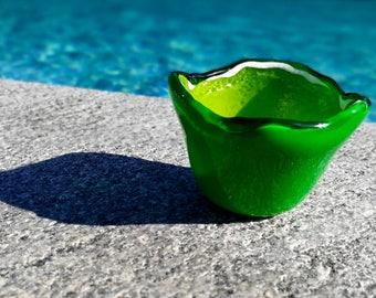 Mini Murano glass bowl