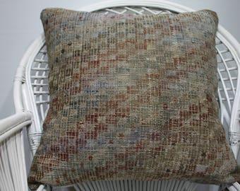 Large kilim pillow Etsy